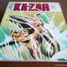 Cómics: KAZAR VOL.2 N-2. Lote 59953747