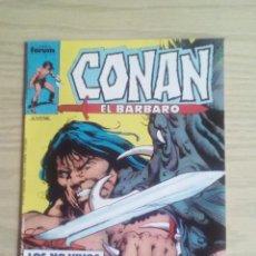 Cómics: CONAN 126 FORUM. Lote 59988495