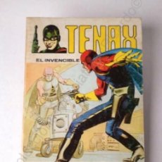 Comics: TENAX EL INVENCIBLE CONTRA TENAX - 1973 - LIBRO CÓMIC ANTIGUO - EDICIONES VÉRTICE. Lote 60067487