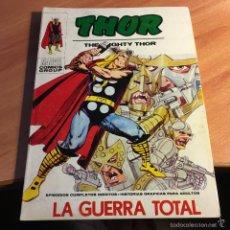 Cómics: THOR Nº 27 LA GUERRA TOTAL. TACO VOL1 (VERTICE) (COI7). Lote 60114987