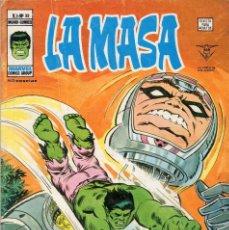 Cómics: COMIC VERTICE 1979 LA MASA VOL3 Nº 33 (MUY BUEN ESTADO). Lote 60151047