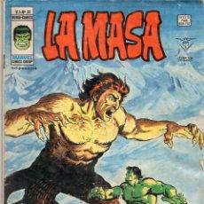 Cómics: COMIC VERTICE 1979 LA MASA VOL3 Nº 30 (USADO). Lote 60151359