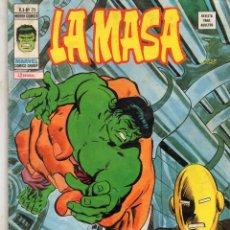 Cómics: COMIC VERTICE 1978 LA MASA VOL3 Nº 25 (BUEN ESTADO). Lote 60152059