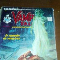 Cómics: ESCALOFRIO VAMPIRE TALES N-9. Lote 60279923