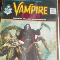 Cómics: ESCALOFRIO VAMPIRE TALES N-2. Lote 60280359