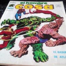 Cómics: EL HOMBRE COSA N-9. Lote 60433555