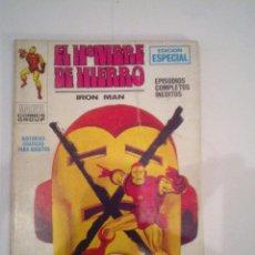 Cómics: EL HOMBRE DE HIERRO - VERTICE - NUMERO 9 - BUEN ESTADO - CJ 96 - GORBAUD. Lote 60628875