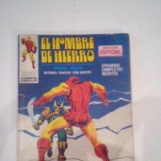 Cómics: EL HOMBRE DE HIERRO - VERTICE - NUMERO 13 - MBE - CJ 74 - GORBAUD. Lote 60628995