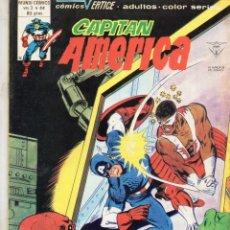 Cómics: COMIC VERTICE 1980 CAPITAN AMERICA VOL3 Nº 44 (MUY BUEN ESTADO). Lote 60689427