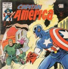 Cómics: COMIC VERTICE 1979 CAPITAN AMERICA VOL3 Nº 36 (BUEN ESTADO). Lote 60690919