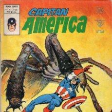 Cómics: COMIC VERTICE 1979 CAPITAN AMERICA VOL3 Nº 33 (BUEN ESTADO). Lote 60858239