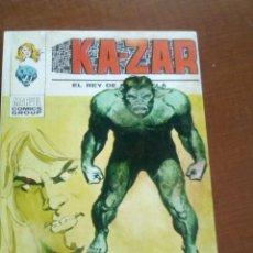 Cómics: KAZAR N-3 . Lote 60942879