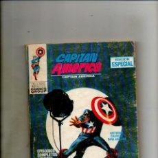 Cómics: CAPITAN AMERICA 13 - VERTICE 1970 - FN 6.0 - CAPTAIN AMERICA 130 Y TALES OF SUSPENSE 63 Y 96 USA. Lote 60961607