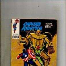 Cómics: CAPITAN AMERICA 24 - VERTICE 1972 - VFN- 7.5 - CAPTAIN AMERICA 148 USA. Lote 60961799