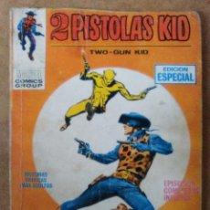 Cómics: 2 PISTOLAS KID Nº 10 VERTICE VOL. 1 POCKETT . Lote 60998971