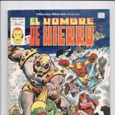 Comics: HÉROES MARVEL V.2 Nº 65 -MUY BUENO-. Lote 61024099