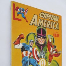 Cómics: CAPITAN AMERICA SURCO RETAPADO. Lote 61198043