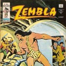 Cómics: ZEMBLA VOLUMEN 1 NUMERO 6 VERTICE.. Lote 61231647