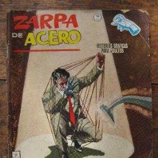 Cómics: ZARA DE ACERO - VERTICE - Nº16. Lote 61327819