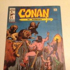 Cómics: CONAN EL BARBARO V 2 VOL 2 Nº 29. RABIA Y VENGANZA. VERTICE 1979. Lote 61341703