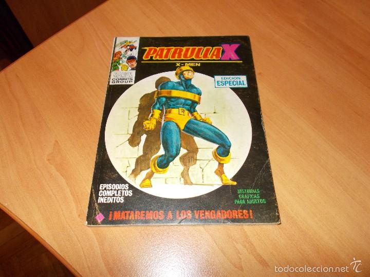 PATRULLA X V.1 Nº 26 (Tebeos y Comics - Vértice - Patrulla X)