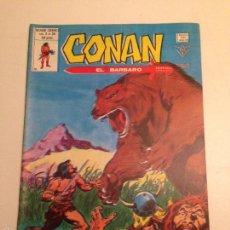 Cómics: CONAN EL BARBARO V 2 VOL 2 Nº 38. LOS HIJOS DEL DIOS OSO. VERTICE 1980. Lote 61343027