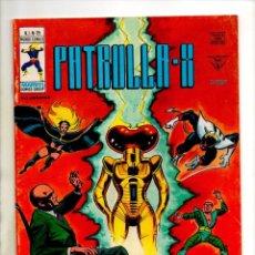 Cómics: PATRULLA-X 25 - VERTICE 1978 - VFN PERFECTO - UNCANNY X-MEN 105 106 USA. Lote 61391679