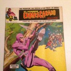 Cómics: EL HOMBRE ENMASCARADO VOL 1 V 1 Nº 16. EL MISTERIO DE LA ISLA DE LOS PERROS. VERTICE 1974. Lote 61398011