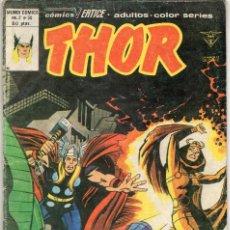 Cómics: COMIC VERTICE 1980 THOR VOL2 Nº 50 (BUEN ESTADO). Lote 61416719