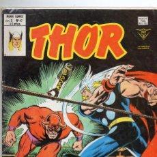 Cómics: COMIC VERTICE 1980 THOR VOL2 Nº 47 (BUEN ESTADO). Lote 61417495