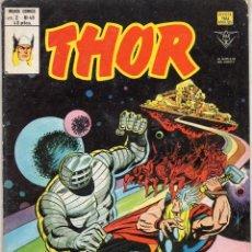 Cómics: COMIC VERTICE 1980 THOR VOL2 Nº 46 (MUY BUEN ESTADO). Lote 61417731