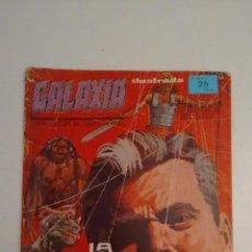 Cómics: GALAXIA Nº 5. LA MÁQUINA DEL TIEMPO. 1965 VERTICE.. Lote 181497865