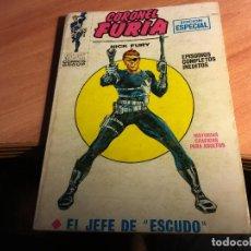 Cómics: CORONEL FURIA Nº 1 EL JEFE DE ESCUDO (ED. VERTICE VOL 1 TACO) (COIB107). Lote 61505819