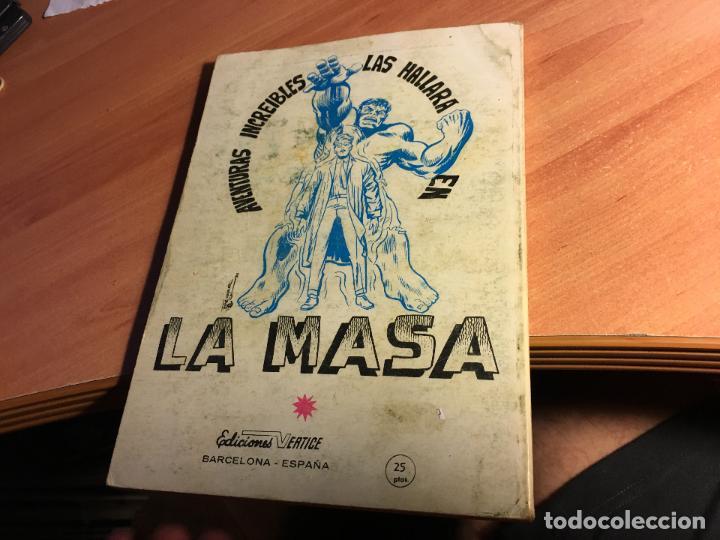 Cómics: CORONEL FURIA Nº 1 EL JEFE DE ESCUDO (ED. VERTICE VOL 1 TACO) (COIB107) - Foto 3 - 61505819