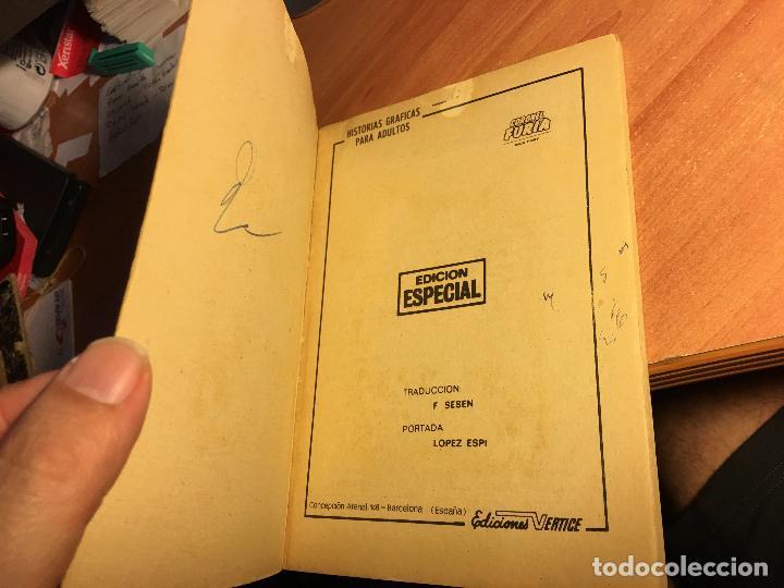 Cómics: CORONEL FURIA Nº 1 EL JEFE DE ESCUDO (ED. VERTICE VOL 1 TACO) (COIB107) - Foto 4 - 61505819