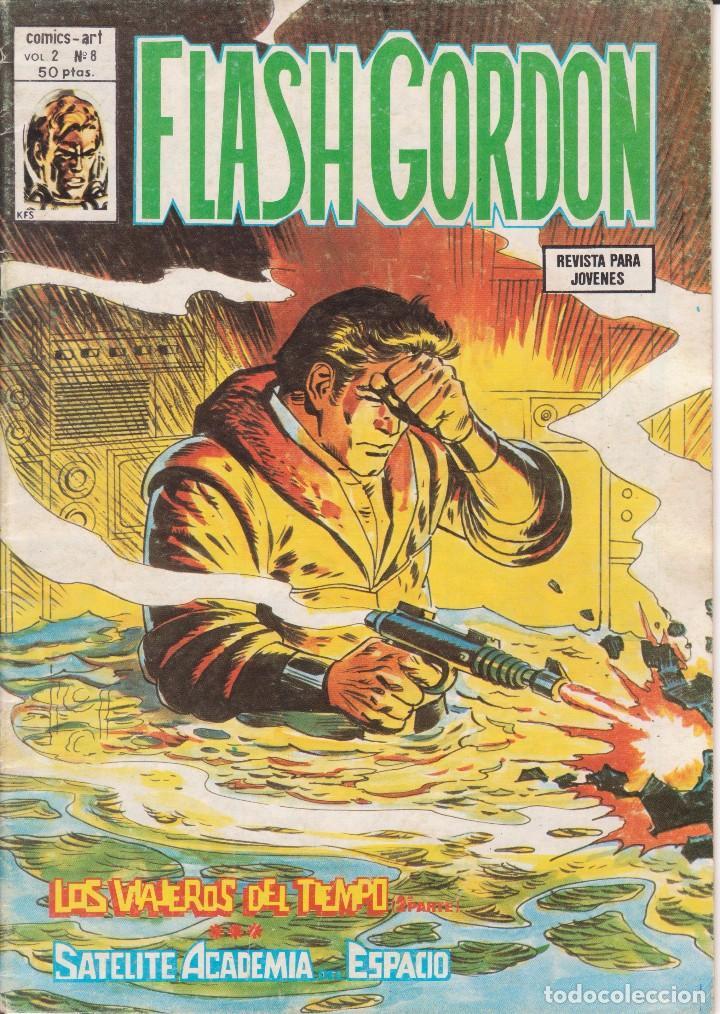 COMIC VERTICE VOL.2 - FLASH GORDON - Nº 8 EXCELENTE ESTADO (Tebeos y Comics - Vértice - Flash Gordon)