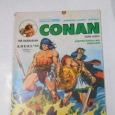 Cómics: ANUAL 80 Nº 1. CONAN THE BARBARIAN ANNUAL. VERTICE 1979. TDKC18. Lote 61532192