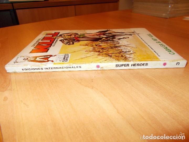 Cómics: SUPER HEROES V.1 Nº 3 - Foto 2 - 61553956