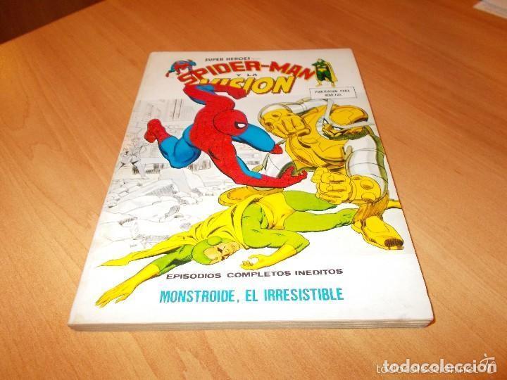 SUPER HEROES V.1 Nº 10 (Tebeos y Comics - Vértice - Super Héroes)