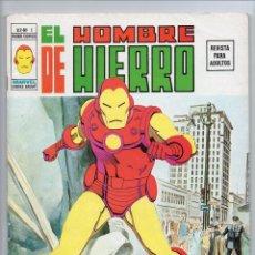 Cómics: VERTICE HOMBRE DE HIERRO V2 Nº1. Lote 61565032