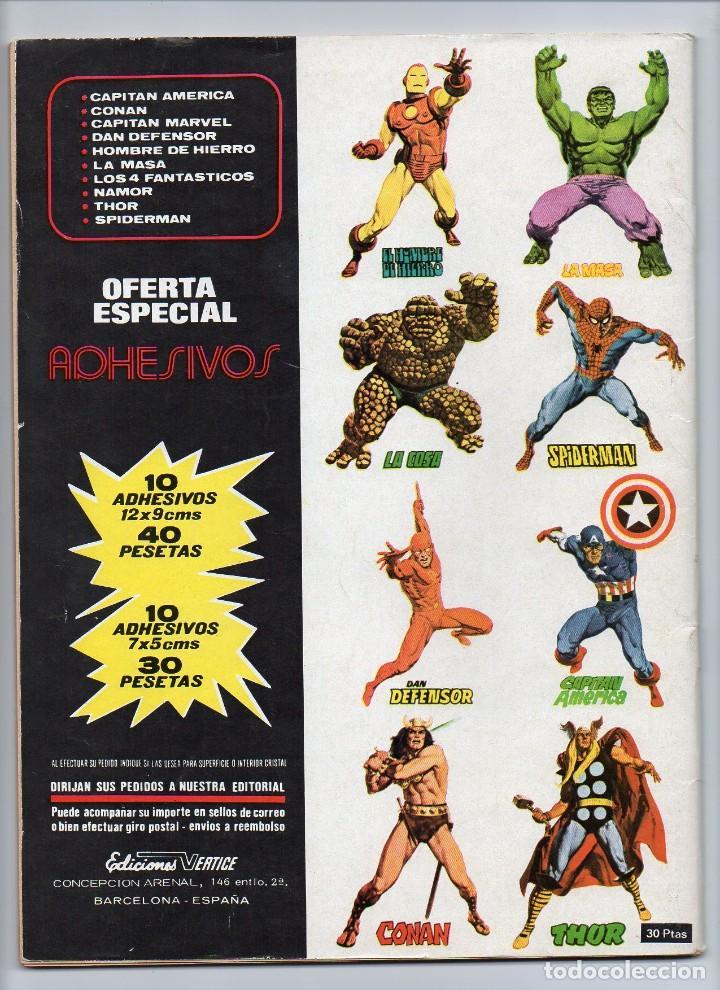Cómics: VERTICE HOMBRE DE HIERRO V2 Nº1 - Foto 2 - 61565032