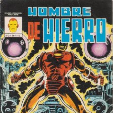 Cómics: CÓMIC VERTICE - HOMBRE DE HIERRO - Nº3 MUNDICOMICS L.81 COLOR. Lote 61579084