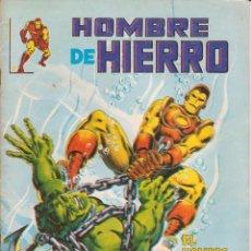 Cómics: CÓMIC VERTICE/SURCO - HOMBRE DE HIERRO - Nº3 LINEA.83 COLOR 38 PAGS.. Lote 61579676