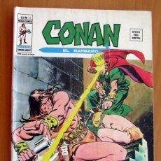 Cómics: CONAN EL BÁRBARO, Nº 10 - VOL 2 V2 VOLUMEN 2 - EDICIONES VÉRTICE 1974. Lote 61716836