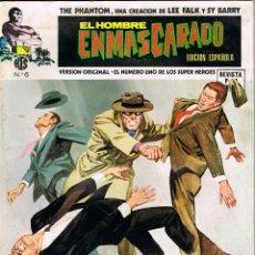 Cómics: EL HOMBRE ENMASCARADO NUMERO 6. Lote 61895792
