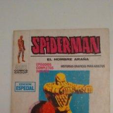 Cómics: SPIDERMAN V 1 TACO VOL 1 Nº 18. EL SINIESTRO CONMOCIONADOR. VERTICE 1971. Lote 62050136