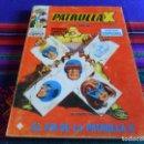 Cómics: VÉRTICE VOL. 1 PATRULLA X Nº 20. 25 PTS. 1971. EL FIN DE LA PATRULLA X. BE. REGALO Nº 21.. Lote 62060148
