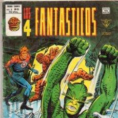 Cómics: COMIC VERTICE 1980 LOS 4 FANTASTICOS VOL3 Nº 26 (USADO). Lote 62065908