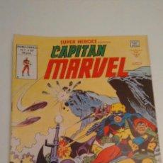 Cómics: SUPER HEROES V2. Nº 132. SUPER HEROES PRESENTA CAPITAN MARVEL. ¡HOLOCAUSTO!. 1980 VERTICE.. Lote 62110712