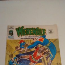 Cómics: WEREWOLF V.2. Nº 18 CERCA DE LA LUNA. 1976 VERTICE. . Lote 96384702